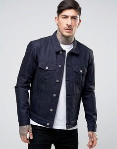 Джинсовая куртка Edwin High Road - Темно-синий