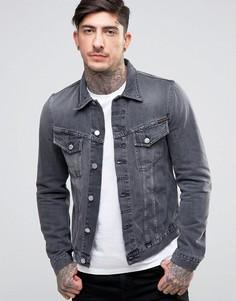 Джинсовая куртка Nudie Jeans Co Billy - Черный