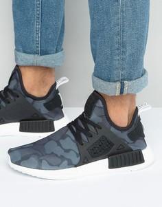 Черные кроссовки adidas Originals NMD_XR1 BA7231 - Черный