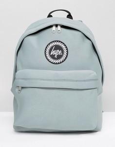 Серый рюкзак из неопрена Hype - Серый