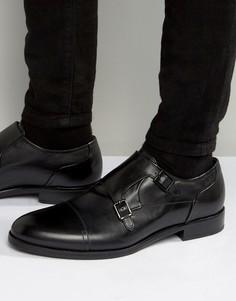 Монки со вставкой на носке HUGO by Hugo Boss Tempt - Черный