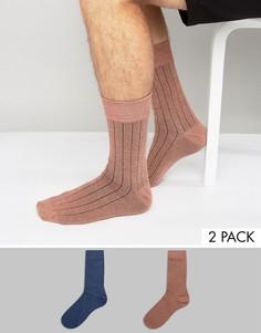 Набор из 2 пар носков Selected Homme - Мульти