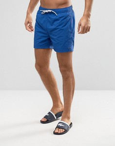 Синие шорты для плавания Tommy Hilfiger - Синий