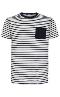 футболка с принтом Jorg Weber
