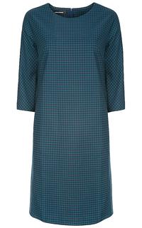 платье в клетку La Reine Blanche