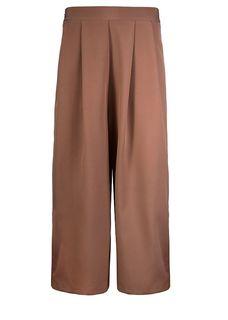 брюки-кюлоты La Reine Blanche