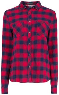 Рубашка в клетку Pepe Jeans London