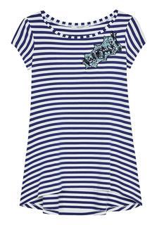 футболка в полоску Sfizio