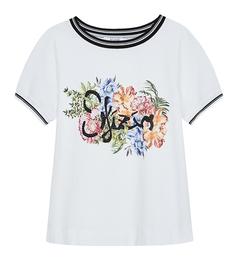 футболка с принтом Sfizio