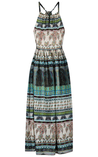 платье макси La Reine Blanche