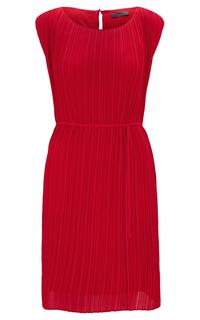 плиссированное платье S.Oliver