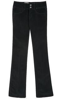 брюки из микровельвета Pepe Jeans London