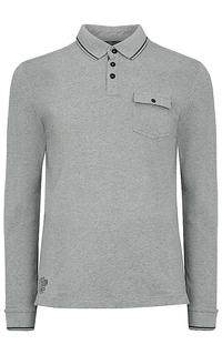 трикотажная рубашка-поло Tom Tailor