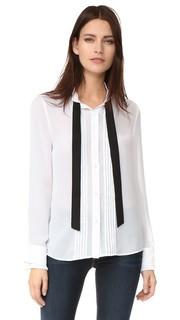 Блуза Edwardian Frame