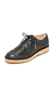 Ботинки на шнурках Zane Michael Michael Kors