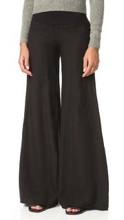 Широкие брюки Enza Costa