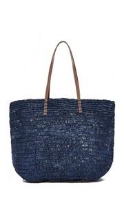 Объемная сумка с короткими ручками Ibiza Hat Attack