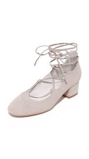 Туфли-лодочки Aitana на шнуровке Jeffrey Campbell