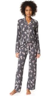 Пижама Seduction с цветочным рисунком PJ Salvage