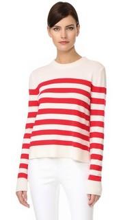 Кашемировый свитер Lillian с округлым вырезом Rag & Bone