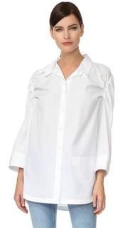Рубашка в мужском стиле Rossella Jardini