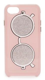 Чехол Round Sunnies для iPhone 7 Rebecca Minkoff