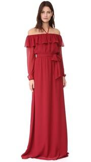 Вечернее платье Gina с длинными рукавами Joanna August