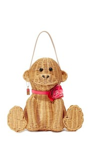 Сумка Wicker Monkey Kate Spade New York