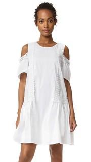 Платье с открытыми плечами Moon River