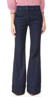 Расклешенные джинсы Rossella Jardini