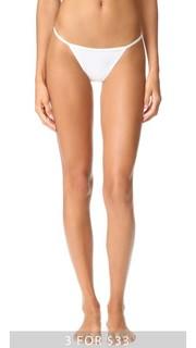 Плавки бикини Sleek на завязках Calvin Klein Underwear