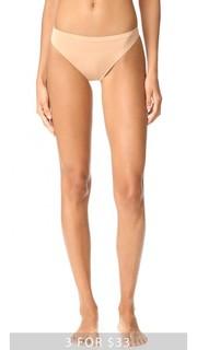 Бесшовные трусики-танга Pure Calvin Klein Underwear
