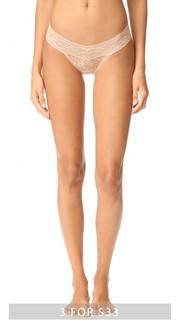 Кружевные трусики-танга Bare Calvin Klein Underwear