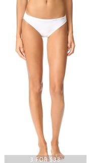 Бесшовные трусики-бикини Pure Calvin Klein Underwear