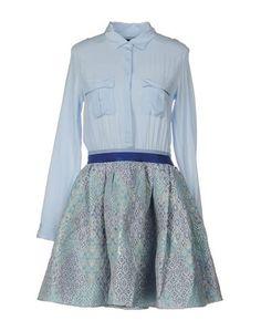 Короткое платье Christian Pellizzari