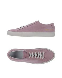 Низкие кеды и кроссовки Woman BY Common Projects