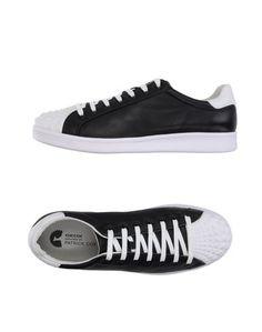 Низкие кеды и кроссовки Geox Designed BY Patrick COX