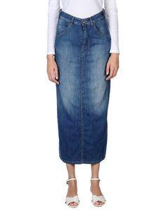 Джинсовая юбка MET