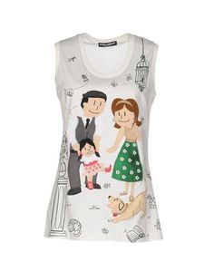 Майка Dolce & Gabbana