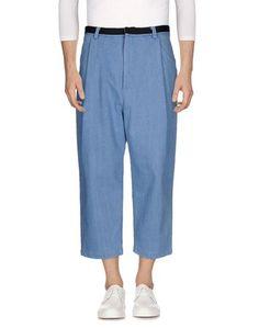 Джинсовые брюки-капри General Idea