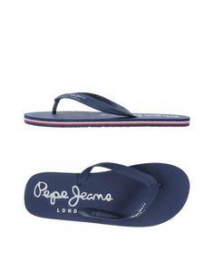 Вьетнамки Pepe Jeans