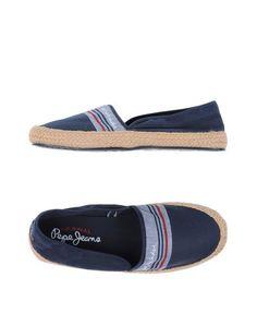 Эспадрильи Pepe Jeans