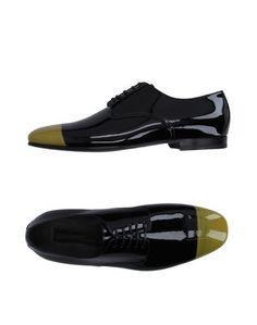 Обувь на шнурках Burberry Prorsum