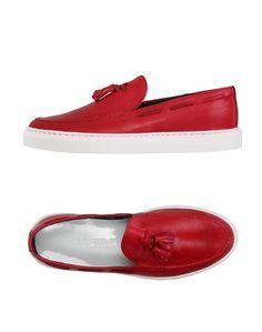 Низкие кеды и кроссовки Roberto P Luxury