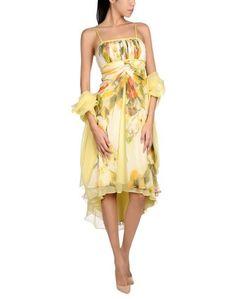 Платье длиной 3/4 Carlo Pignatelli