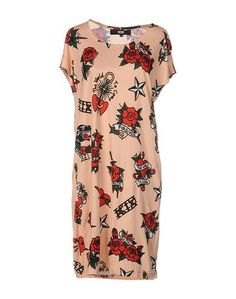Короткое платье KTZ
