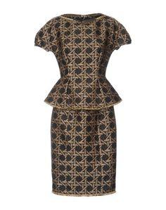 Платье до колена Dsquared2