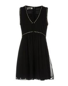Короткое платье MCQ Alexander Mcqueen