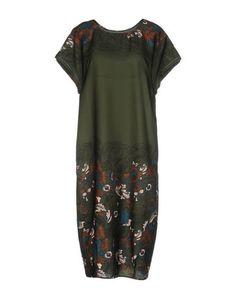 Платье до колена Luks