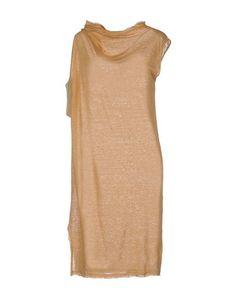 Платье до колена Cruciani